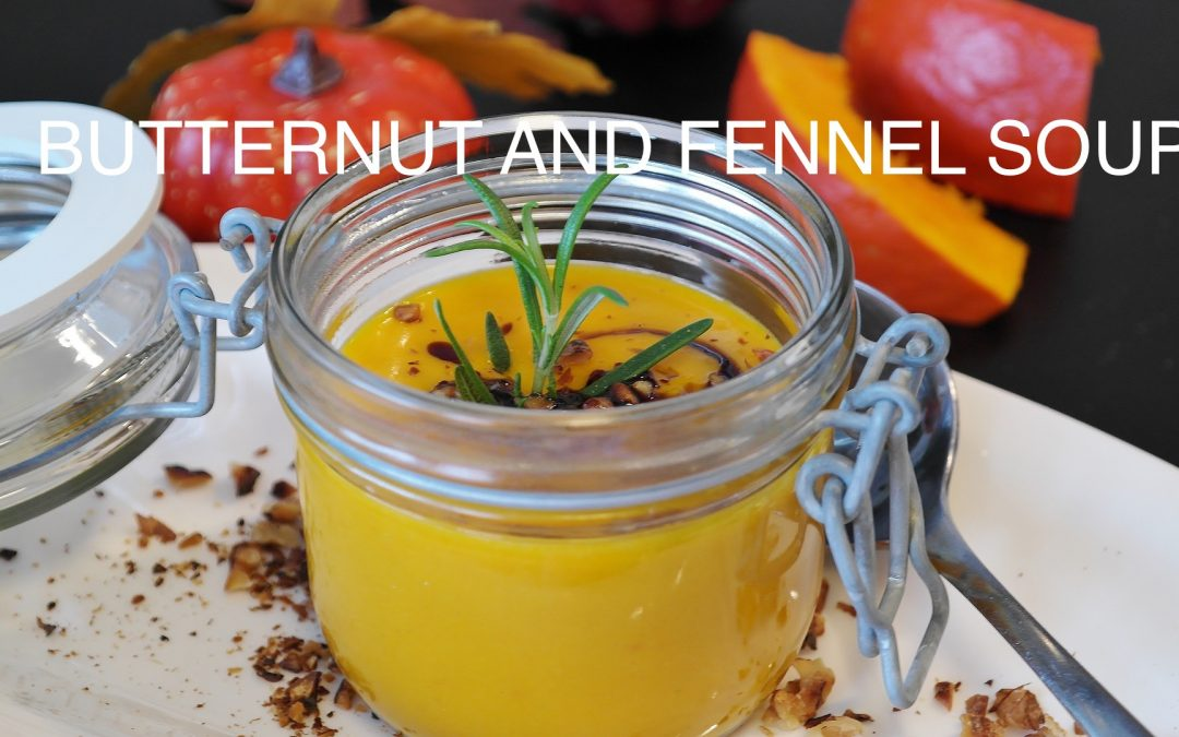 Butternut and Fennel Soup