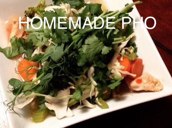 Homemade Pho