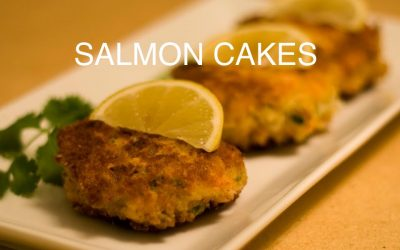 Healthy Fats and MUST try Salmon Cakes