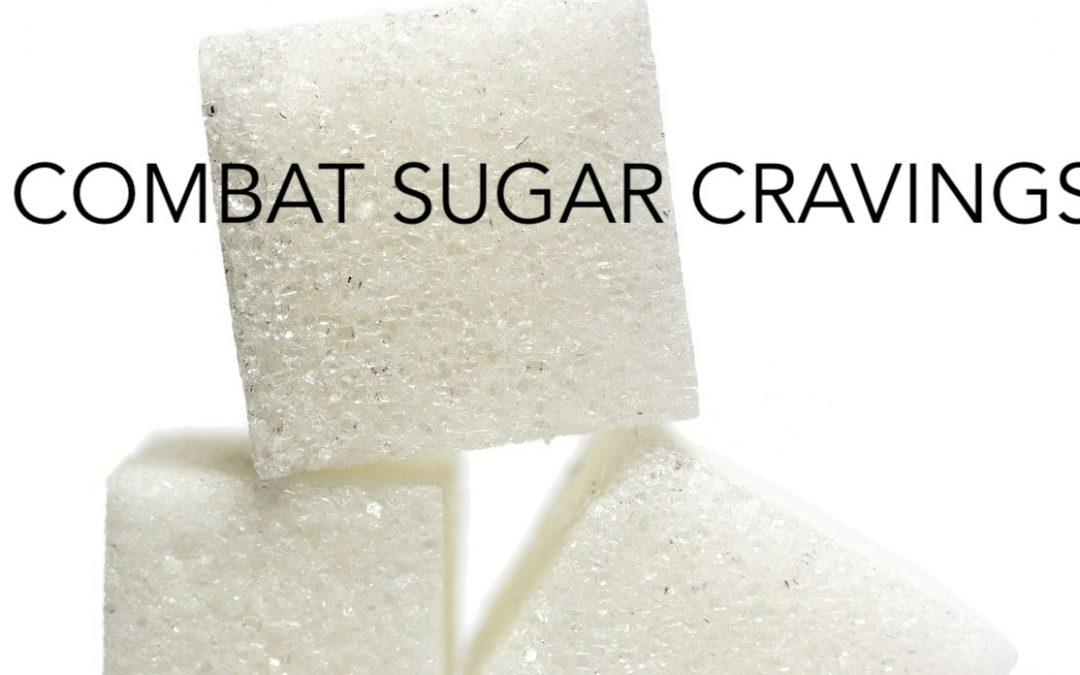 Combating Sugar Cravings