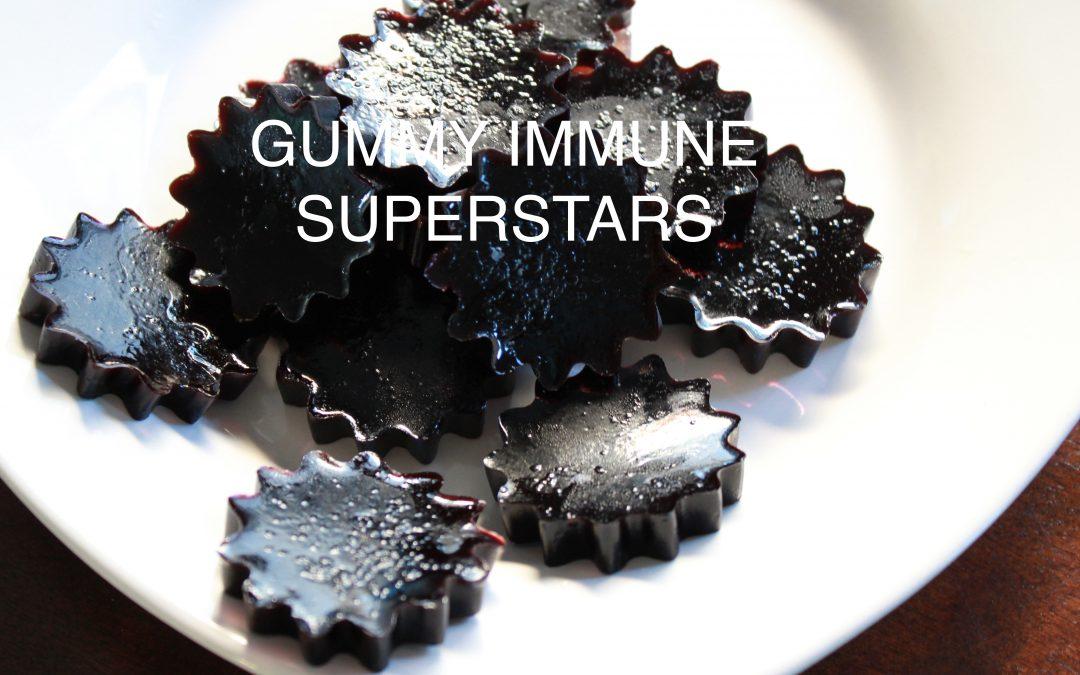 Gummy Immune Superstars