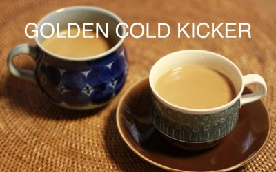 The Golden Cold Kicker