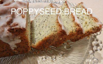 Poppy Seed Bread (Muffins)