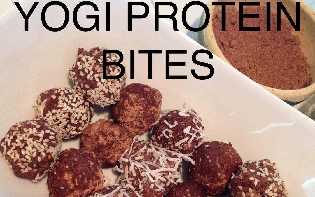 Yogi Protein Bites