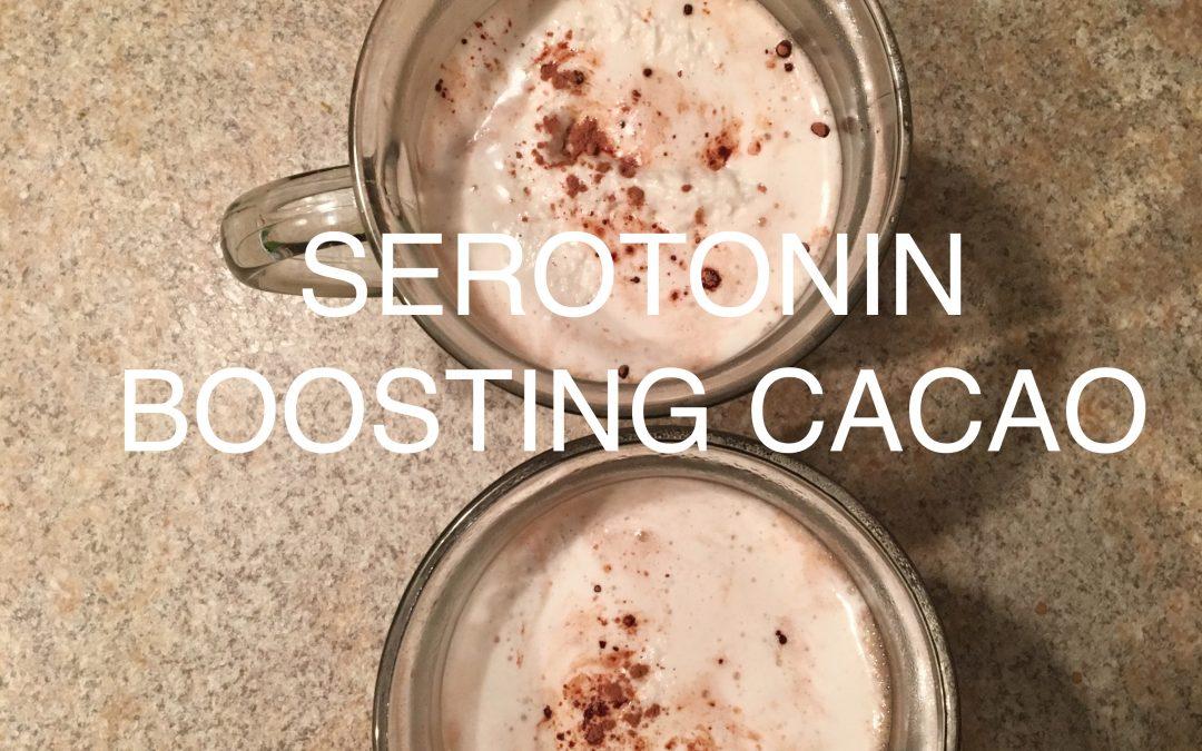 Serotonin Boosting Cacao