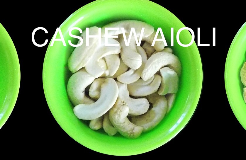 Cashew Aioli