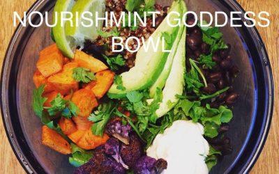 NourishMint Goddess Bowl