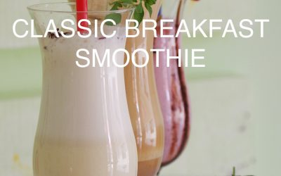 Classic Breakfast Smoothie