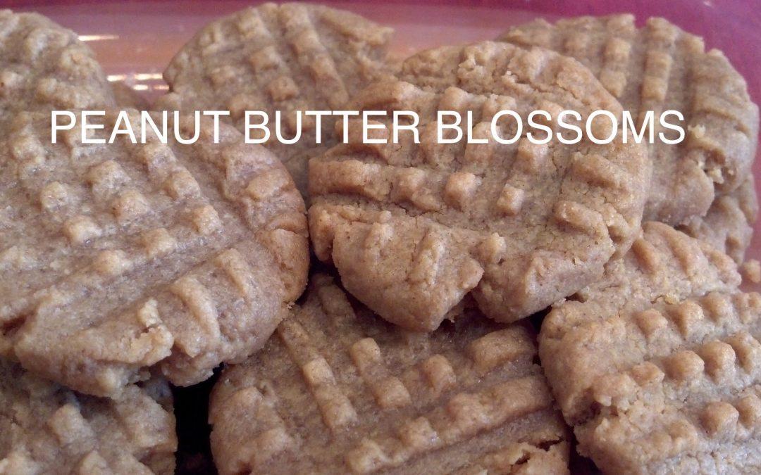 Peanut Butter Blossoms (Gluten-free)