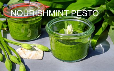 NourishMint Pesto