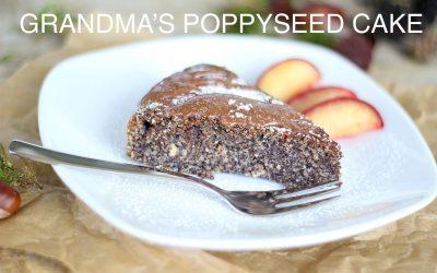 Grandma's Poppy Seed Cake
