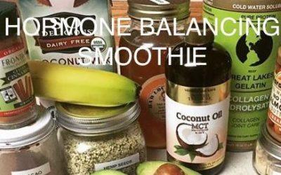 Hormone Balancing Smoothie