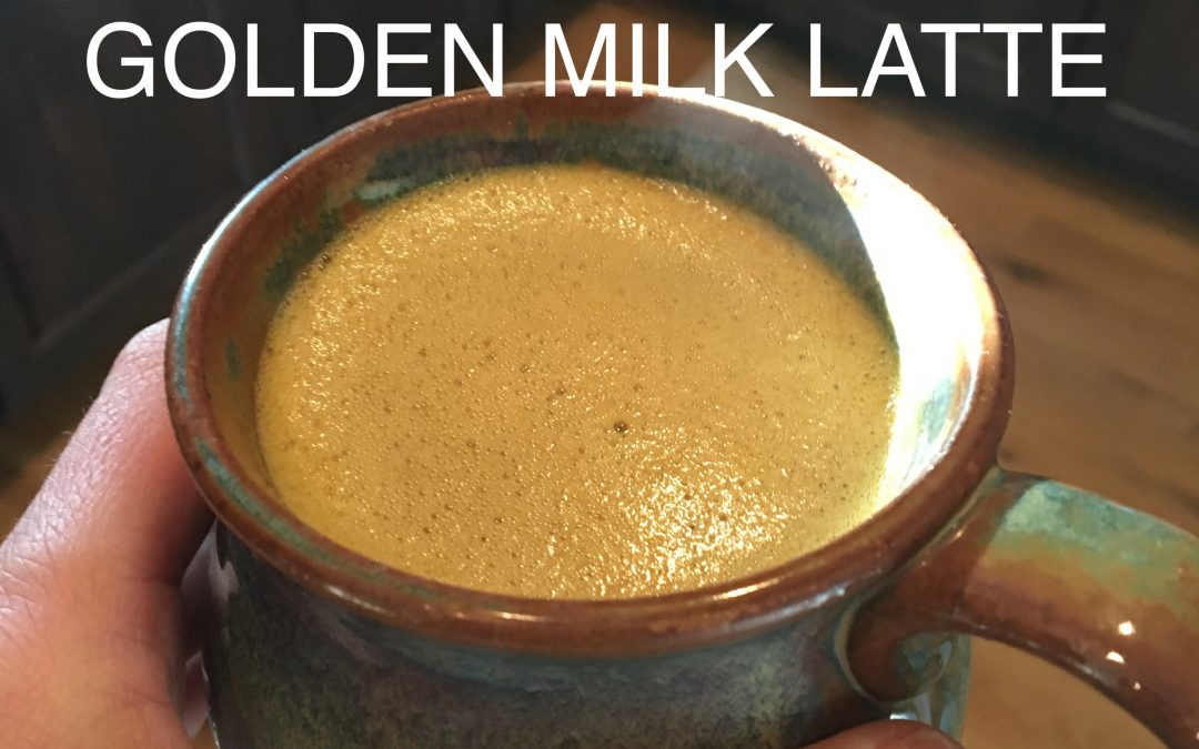Golden Milk Latte