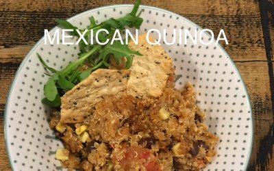 Mexican Instant Pot Quinoa