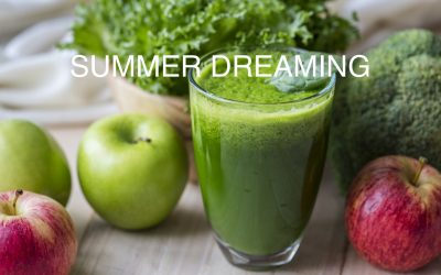 Summer Dreaming Green Smoothie