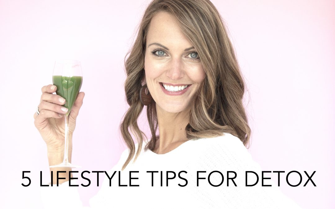 5 Lifestyle and Dietary Detox Tips for the New Year