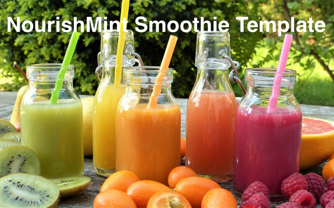 Building your perfect breakfast smoothie